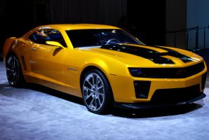 2009 Camaro. by LateRainyNights