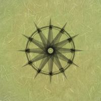 Japanese Compass Rose by west2