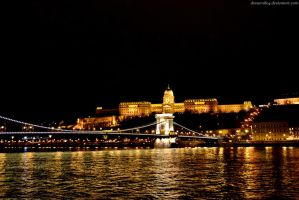 Budapest at night by Drazen1804