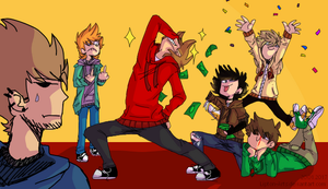 [EDDSWORLD!] Draw your squad edition by Little-Macrophage