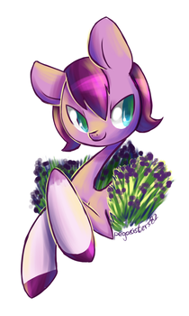 Lavender by PegaSisters82