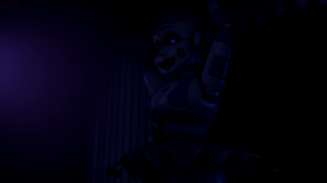 (SFM/FNAF:SL) Dance to forget by Fazband83