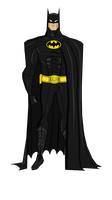 Updated Batman Returns JLU Style by Alexbadass