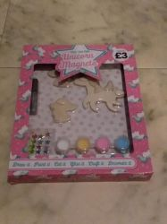 My Make Your Own Unicorn Magnets  by UnicornLover2500