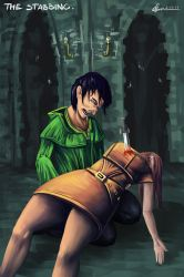 The Stabbing. by kuoke