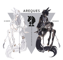 WB Areques Adoptable [closed] by sr1023