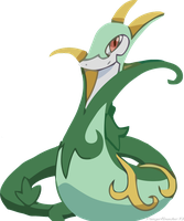 Serperior by PanzerKnacker73