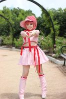 Shugo Chara Amulet Heart Cosplay by lost-lillith