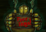 Free Hugs - League of Legends by Kopanitsak