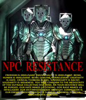 NPC Resistance by paradigm-shifting