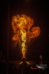Fire Breathing @ Twisted Tuesday by AJHege