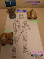 Buran by Dlordtesh
