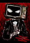 Mr. TV Man by JayceRan