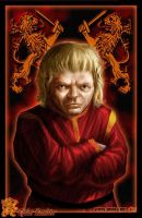 Tyrion Lannister by Amok by Xtreme1992