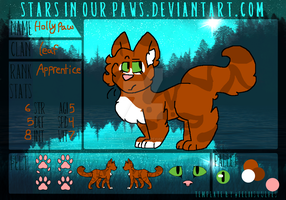 Hollypaw||SIOP by Butterslikesdrawing
