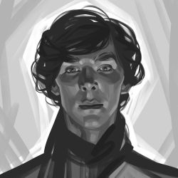 Sherlock by Olga-Tereshenko