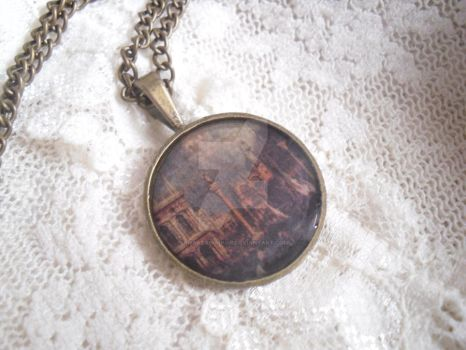 pendant with the image of Venice by Anastasia-Kor