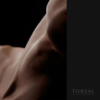 close to his neck by Torsal
