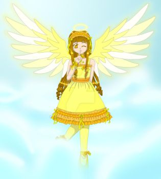 Guardian Angel by Ruby-Lily