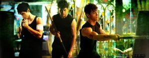 Alec Lightwood Shadowhunters by letydb