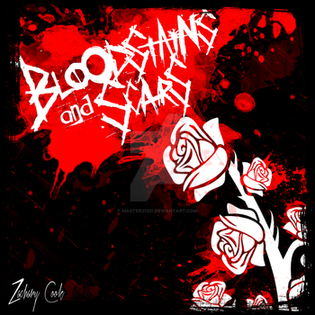 Bloodstains and Scars by MasterZ1231