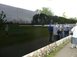 Vietnam Moving Wall 2 by dull-stock