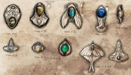 Jewelry design contest by MayVig