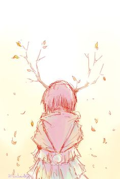 Autumn Deer by ArisuTwin