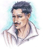Dorian again :D by Vicdin