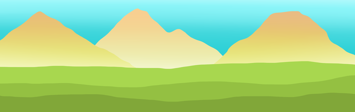 Free to use ~ Mountain background by Avajes