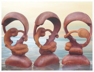 POWER OF HARMONY sculpture by florescu