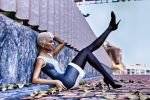 Kicky by Poses17