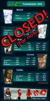 Commission Info - Closed by AstroZerk