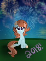 Happy New year! by frosty-cupcak3