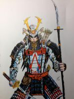 Assassin's Creed Samurai by coyote117