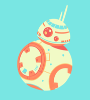 BB-8 by Hollulu