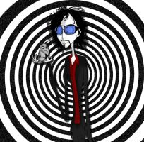 Tim Burton by Little-Horrorz