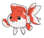 Angry fish by D-structive