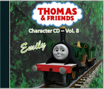 Thomas and Friends Character CD Vol 8 Emily by Galaxy-Afro