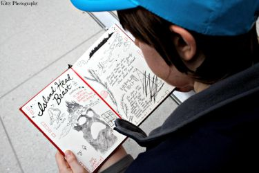 Reading by 2D-Dipper