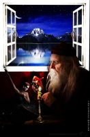 The puppet master by MJClArt
