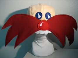 DR. ROBOTNIK Hat by tacksidermia