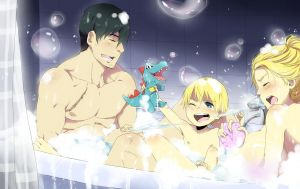 ICAS: Family bath by SNEEDHAM507