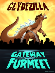 GFM Conbook Cover by Clawshawt