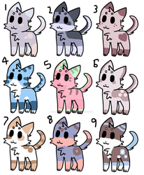 cat adopts (open) by racvenpotter333