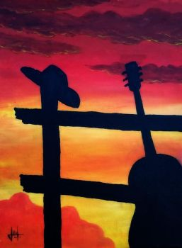 Just a country song by Markkus76