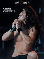CHRIS CORNELL TRIBUTE 1964-2017 by DIOSCUROS87