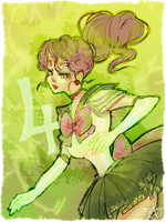 Sailor Jupiter by Ebae