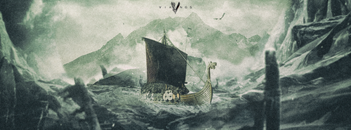 Vikings Cover by nazimskikda
