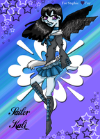 Trade: Sailor Kali by caleigh
